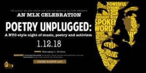 Poetry Unplugged: MLK Jr. Tribute